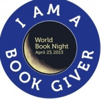 I AM A BOOK GIVER