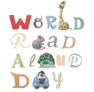world read aloud 2014